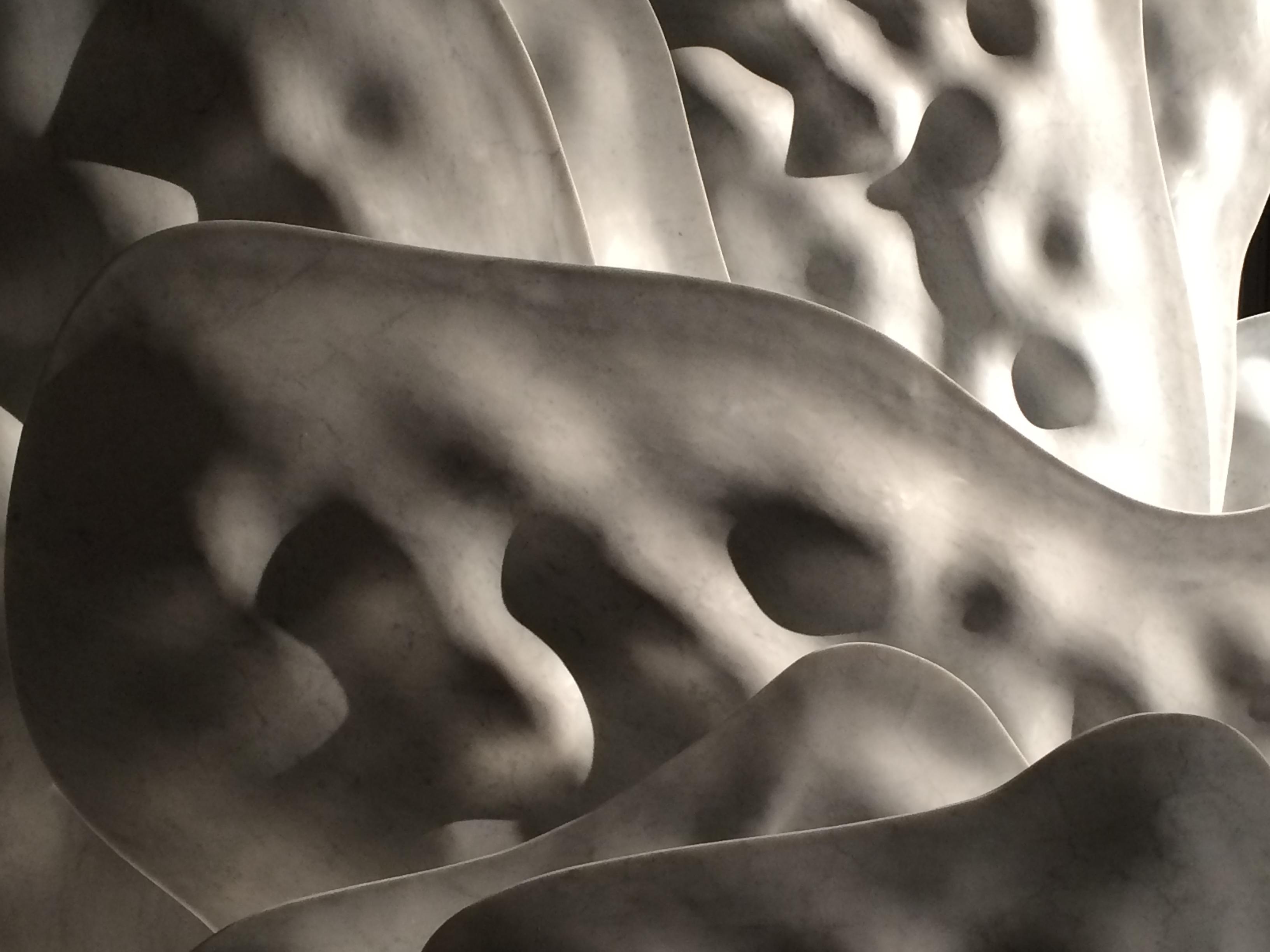 Design et pierre moderne